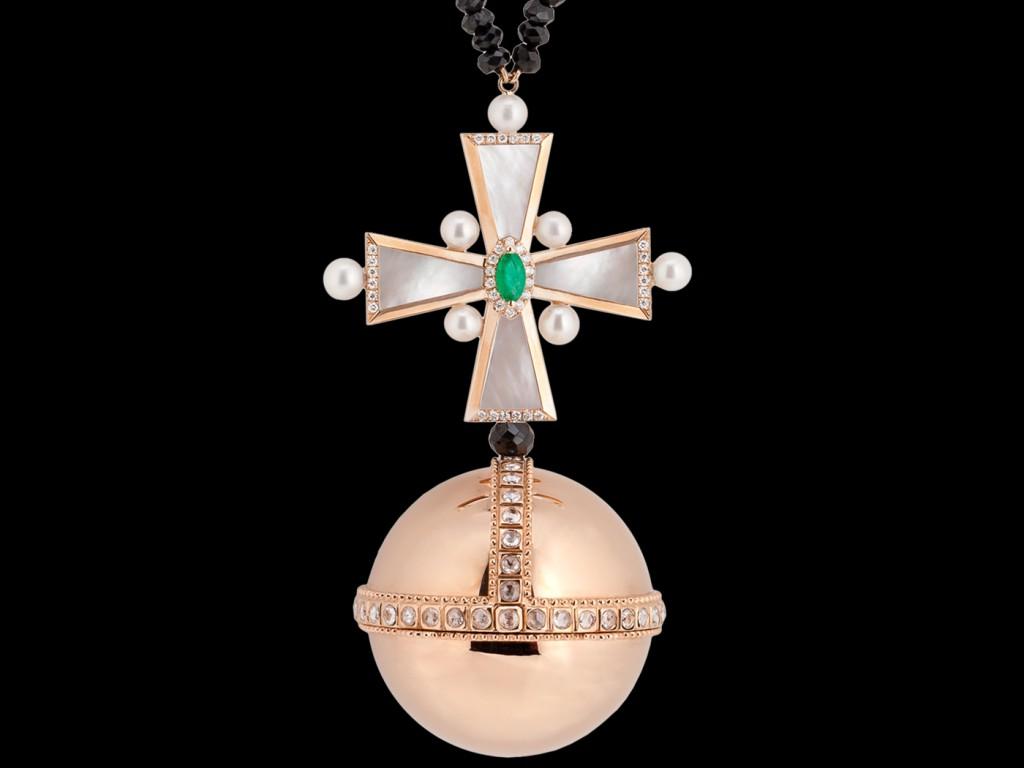 Dionea Orcini Jewelry La Croce