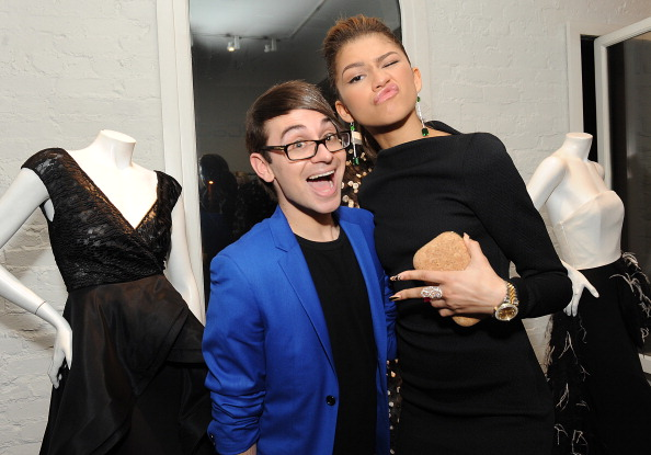 Christian Siriano Fall 2014 LA Preview & Cocktail Party